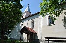 Református templom, Tamásváralja , Fotó: WR