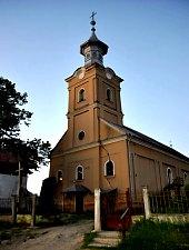 Ortodox templom, Turc , Fotó: WR
