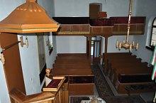 Biserica reformata, Catalina , Foto: WR