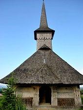 Fatemplom, Kővárkölcse , Fotó: WR