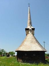Biserica de lemn, Posta , Foto: WR