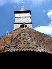 Biserica de lemn, Remetea Chioarului , Foto: WR
