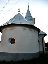 Orthodox church, Săbișa , Photo: WR