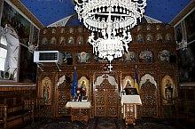 Orthodox church, Săbișa , Photo: WR