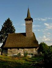 Biserica de lemn, Sacalaseni , Foto: WR