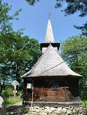 Biserica de lemn, Sapaia , Foto: WR
