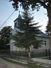 Református templom, Kővárhosszúfalu , Fotó: WR