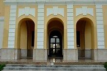 Teleki kastély, Kővárhosszúfalu , Fotó: WR