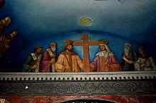 Borpatak, Ortodox templom, Fotó: WR