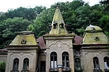 Pokol kastély, Borpatak , Fotó: WR