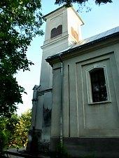 Biserica reformata, Berchez , Foto: WR