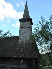 Biserica de lemn, Francenii Boiului , Foto: WR