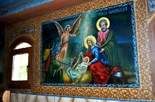 Biserica ortodoxa, Hovrila , Foto: WR