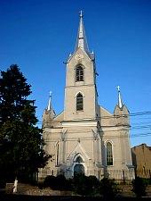 Katolikus templom, Nagysomkút , Fotó: WR