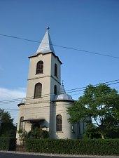 Reformed church, Șomcuta Mare , Photo: WR