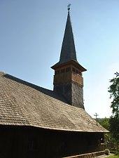 Wooden church, Vărai , Photo: WR