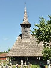 Biserica de lemn, Valenii Somcutei , Foto: WR