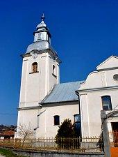 Borla, Biserica reformată, Foto: WR