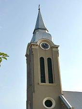 Crastelec, Catholic church, Photo: WR