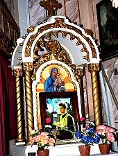 Ortodox templom, Érkávás , Fotó: WR