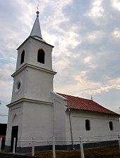 Református templom, Érkávás , Fotó: WR