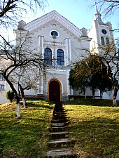 Reformed church, Diosod , Photo: WR