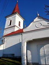 Guruslău, Reformed church, Photo: WR