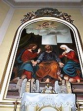 Biserica catolica, Ilisua , Foto: WR
