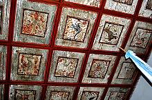 Biserica reformata, Lompirt , Foto: WR