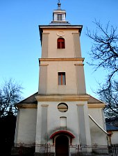 Reformed church, Panic , Photo: WR