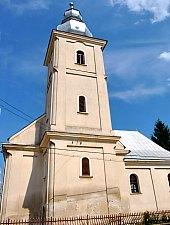Reformed church, Săcășeni , Photo: WR