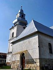 Reformed church, Șamșud , Photo: WR