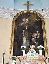Biserica catolica, Santau , Foto: WR