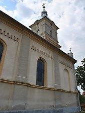 Biserica ortodoxa, Santau , Foto: WR