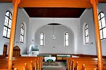Biserica reformata, Santau , Foto: WR