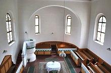 Református templom, Tasnádszántó , Fotó: WR