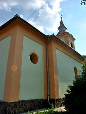 Biserica reformata, Sarauad , Foto: WR