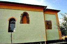 Săcășeni, Biserica reformată, Foto: WR