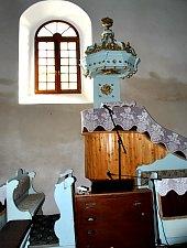 Biserica reformata, Sarmasag , Foto: WR