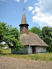 Biserica de lemn, Zalnoc , Foto: WR