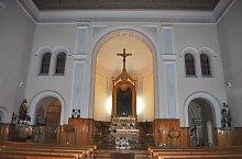 Biserica catolica, Capleni , Foto: WR