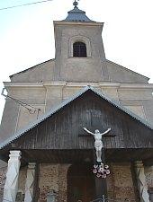 Grec-catholic church, Ghenci , Photo: WR