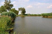 The lake, Ghenci , Photo: WR