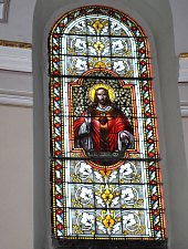 Katolikus templom, Csanálos , Fotó: WR