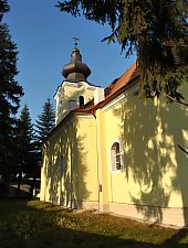 Catholic church, Baciu , Photo: WR