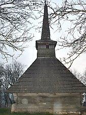 Biserica de lemn, Berindu , Foto: WR