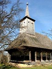 Biserica de lemn, Bozna , Foto: WR