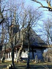 Biserica de lemn, Bozna , Foto: Valeria Lehene