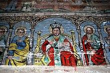 Bozna, Wooden church, Bozna , Photo: WR