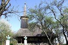 Bozna, Wooden church, Bozna , Photo: Bogdan Ilieș